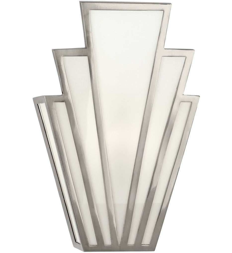 """Empire 11"""" Wall Sconce"""