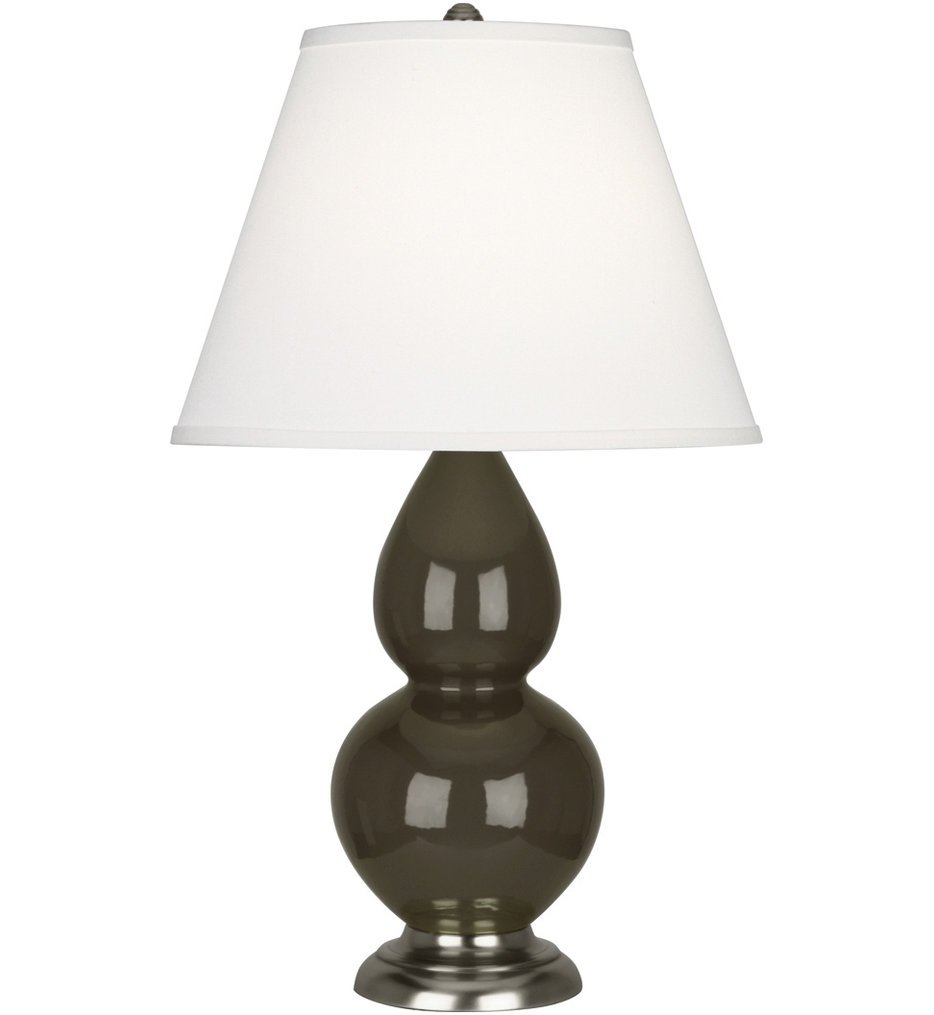 """Small Double Gourd 22.75"""" Accent Lamp"""
