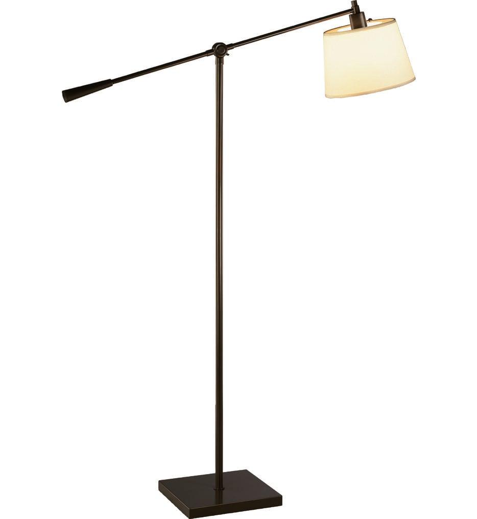 """Real Simple 42.5 - 55.5"""" Floor Lamp"""