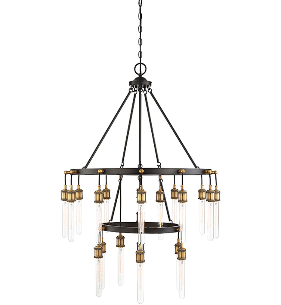 """Campbell 33.25"""" Chandelier"""