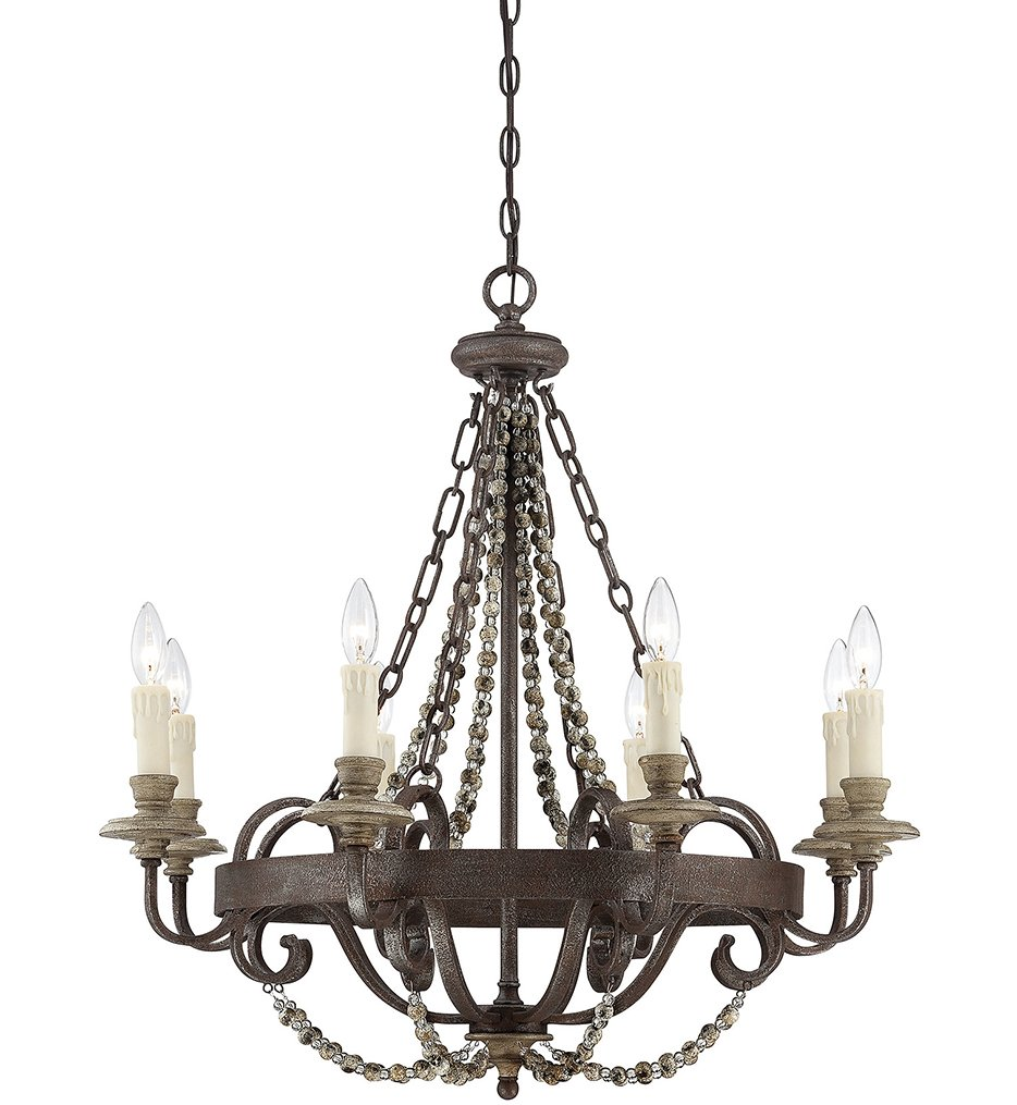 """Mallory 29"""" Chandelier"""