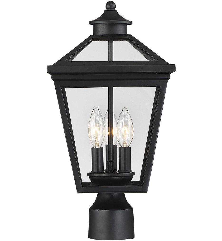 Ellijay Outdoor Post Lantern
