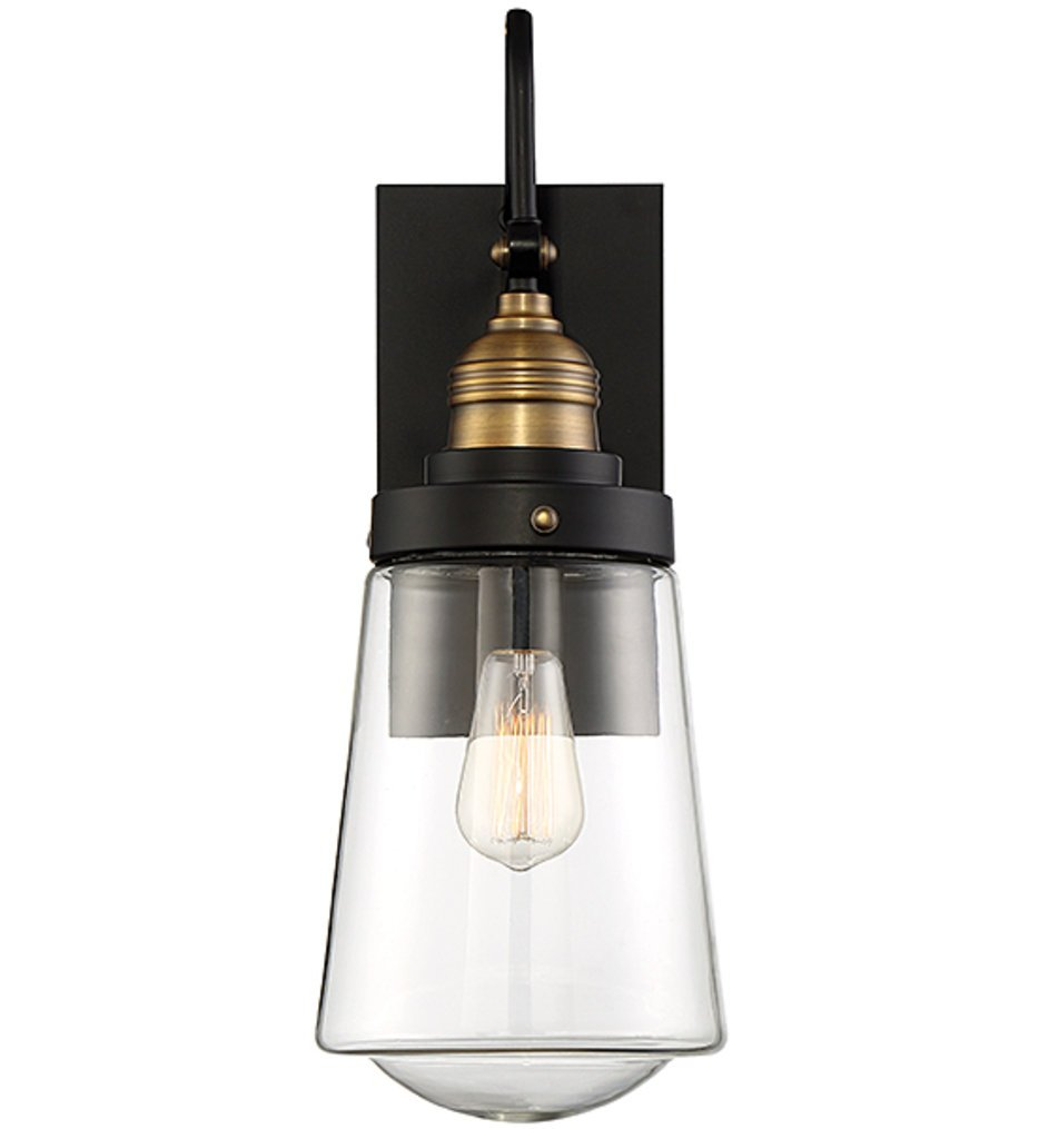 """Macauley 13.5"""" Outdoor Wall Sconce"""