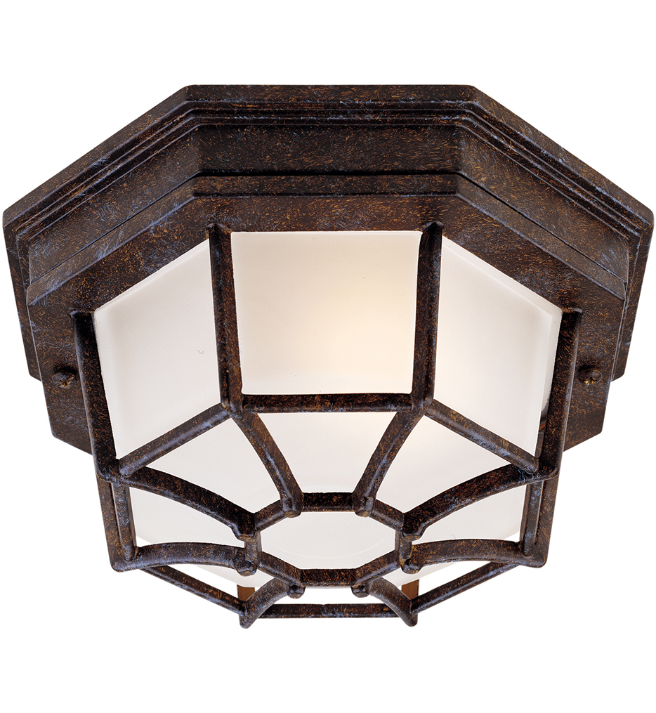 """Exterior Collections 9"""" Outdoor Flush Mount"""