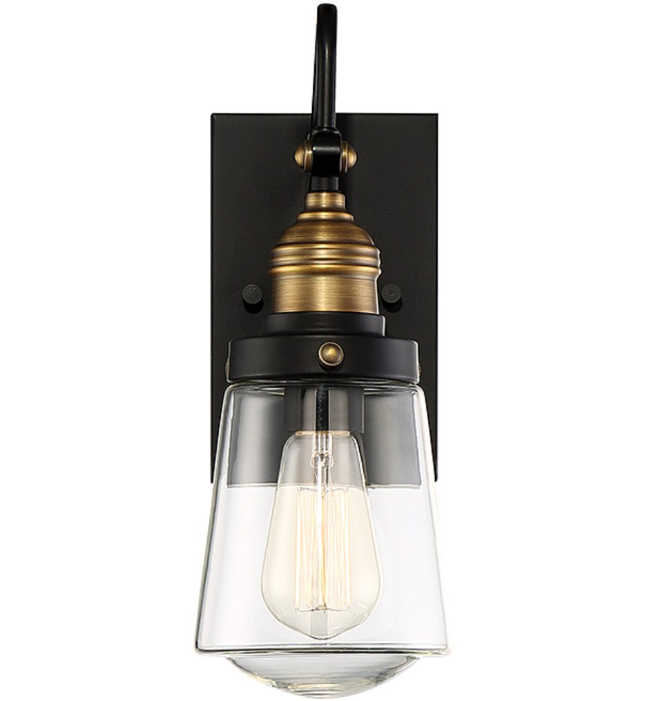 """Macauley 20.75"""" Outdoor Wall Sconce"""