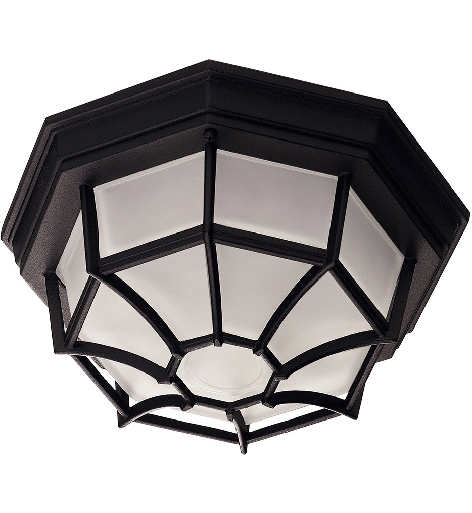 """Exterior Collections 11"""" Outdoor Flush Mount"""
