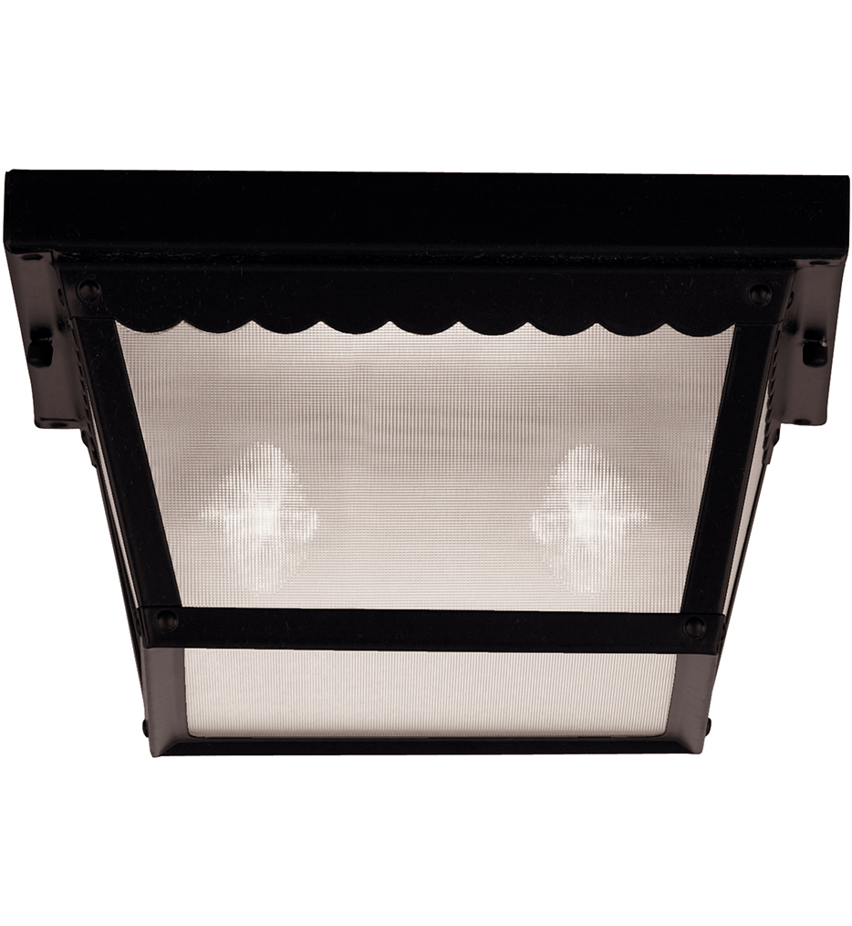"""Exterior Collections 10"""" Outdoor Flush Mount"""