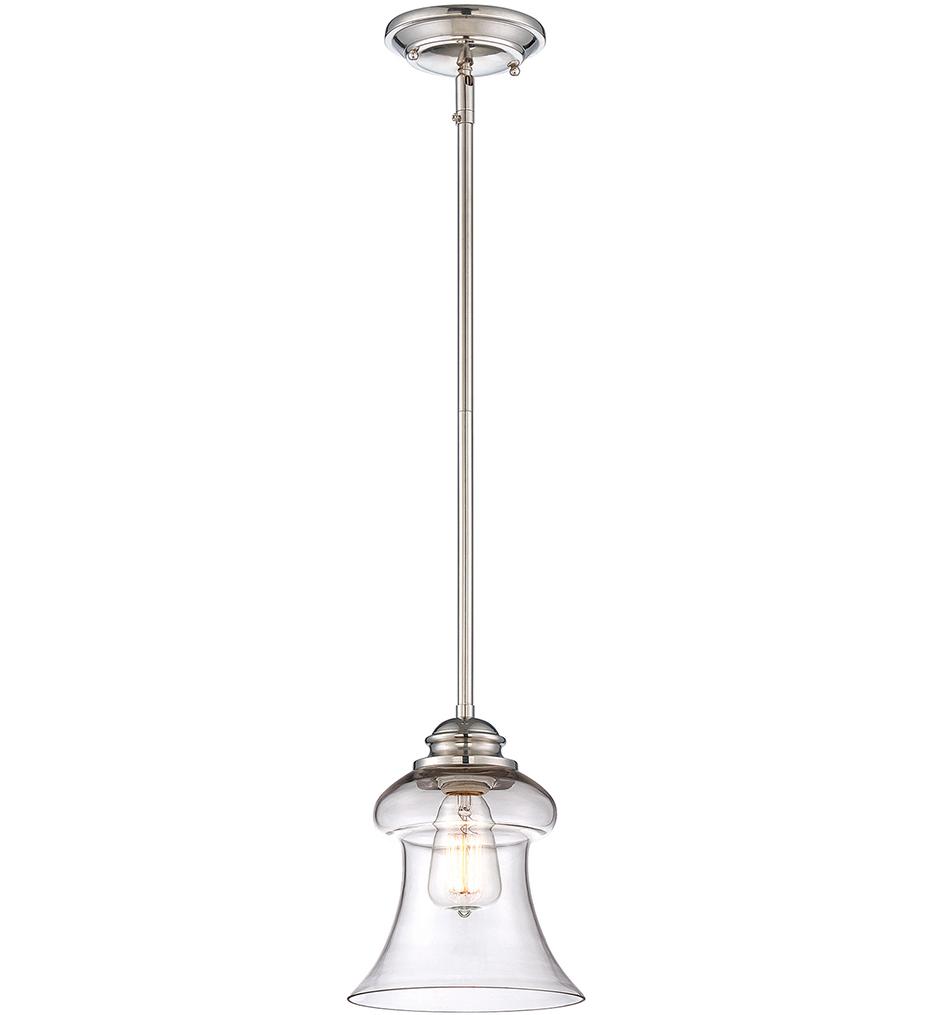 "Glass Filament Pendants 7.5"" Pendant"