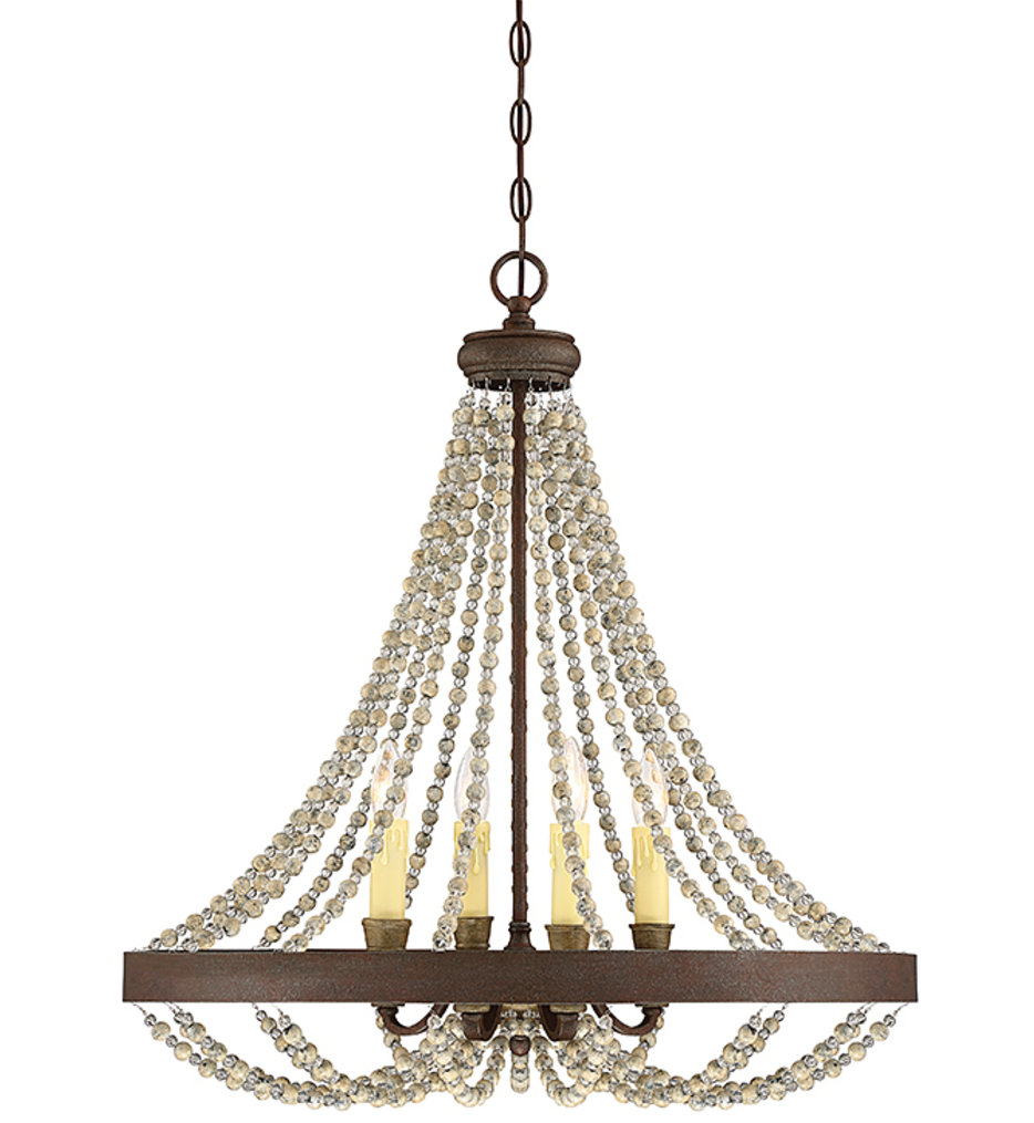 """Mallory 26"""" Chandelier"""