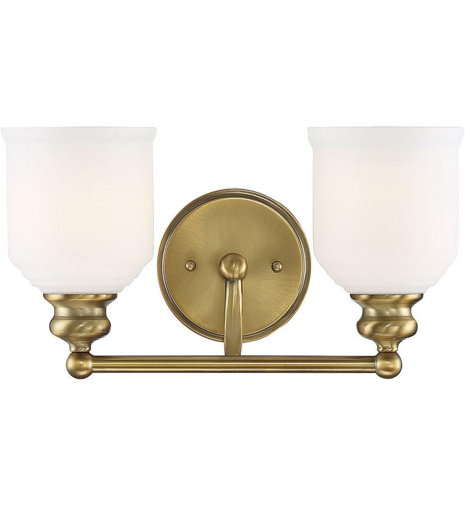 "Melrose 14.5"" Bath Vanity Light"