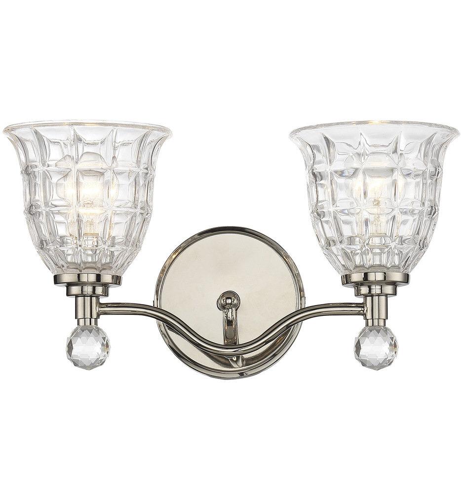 "Birone 16"" Bath Vanity Light"