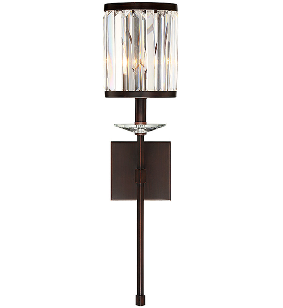 """Ashbourne 26"""" Wall Sconce"""