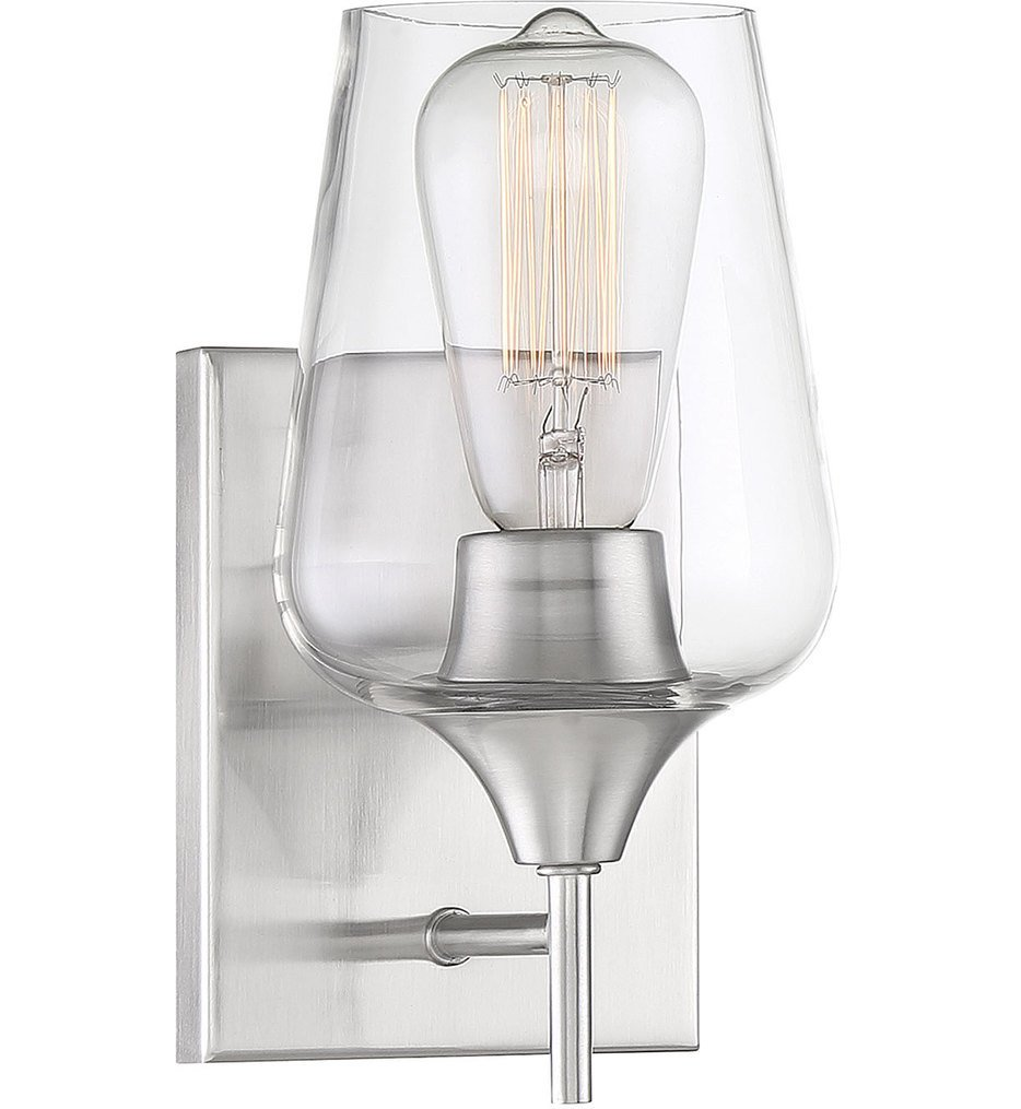 """Octave 9.5"""" Wall Sconce"""