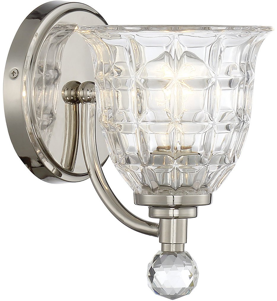 "Birone 8.5"" Wall Sconce"