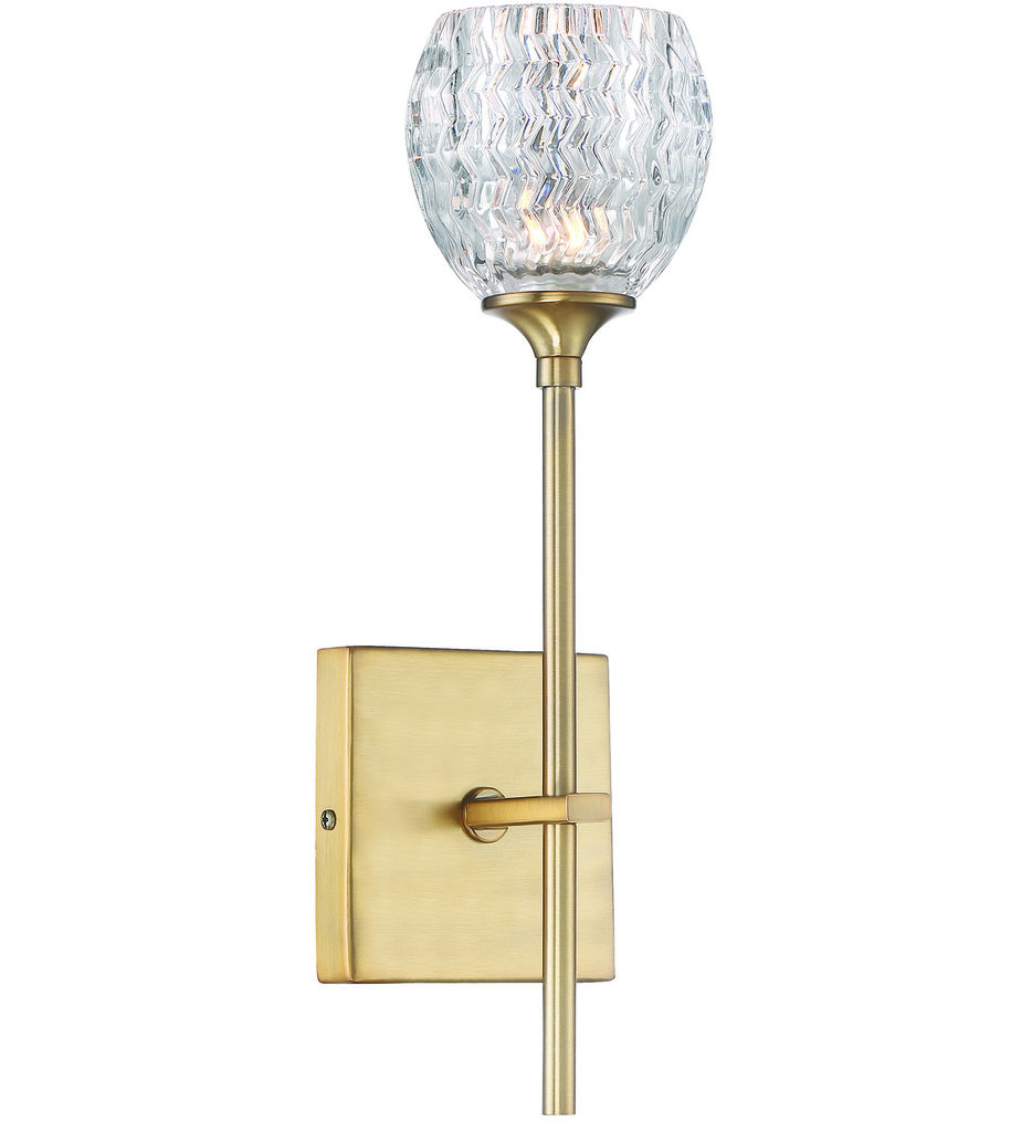 """Garland 15.13"""" Wall Sconce"""
