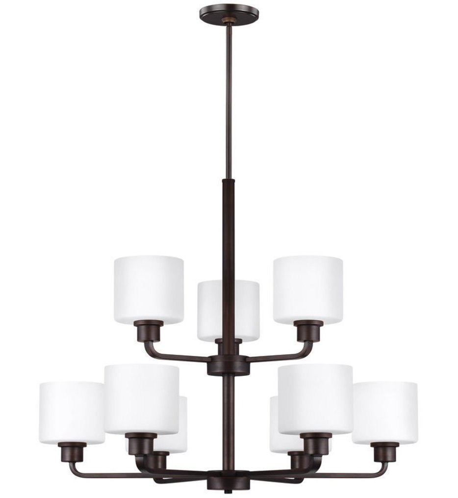 """Canfield 31.38"""" Chandelier"""