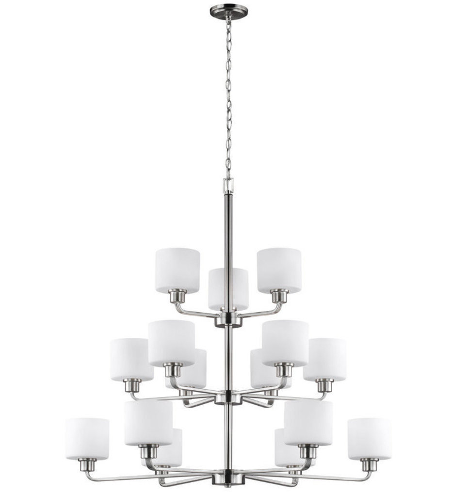 """Canfield 40.13"""" Chandelier"""