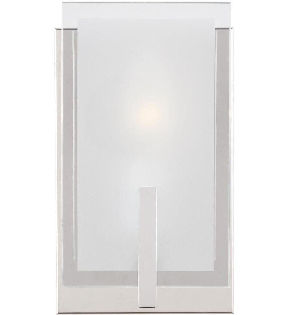 "Syll 8.5"" Bath Vanity Light"