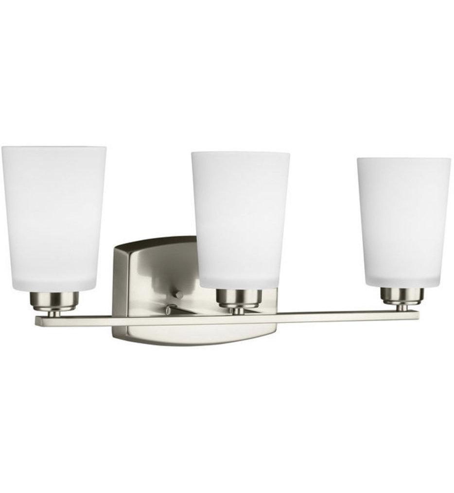 "Franport 21"" Bath Vanity Light"