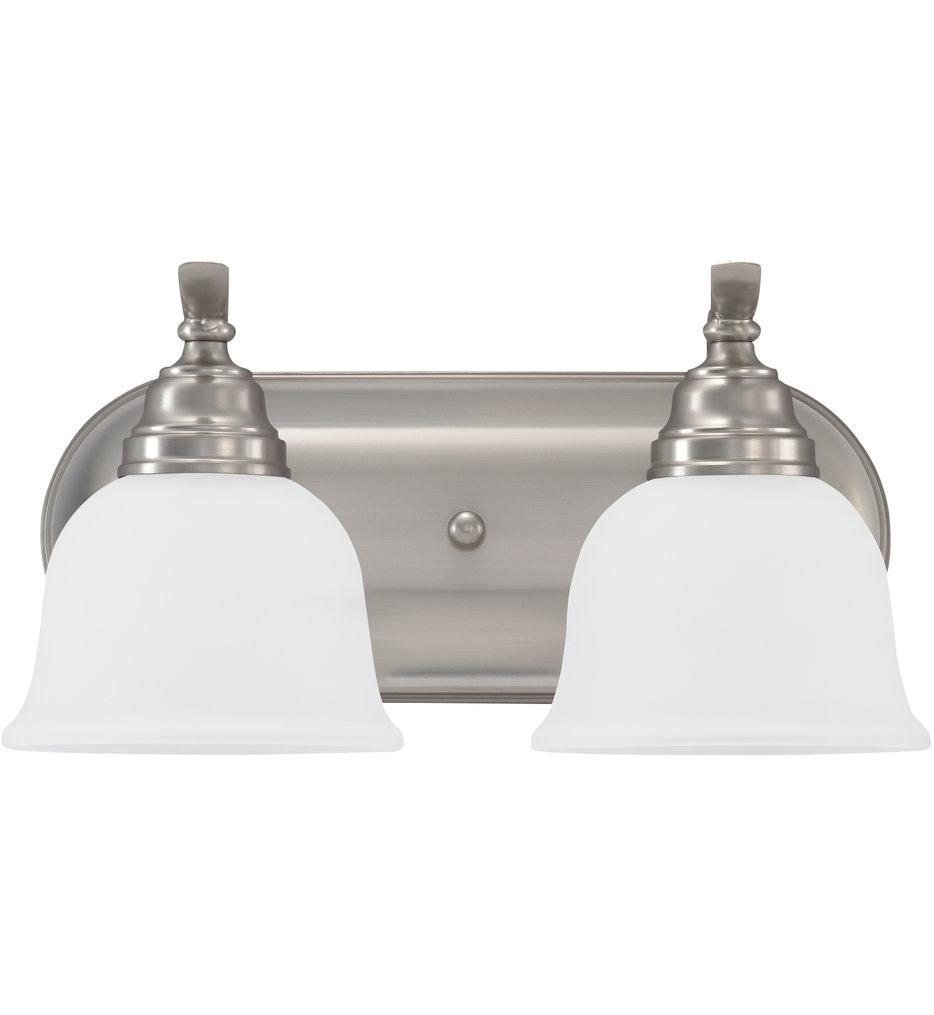 "Wheaton 15.25"" Bath Vanity Light"