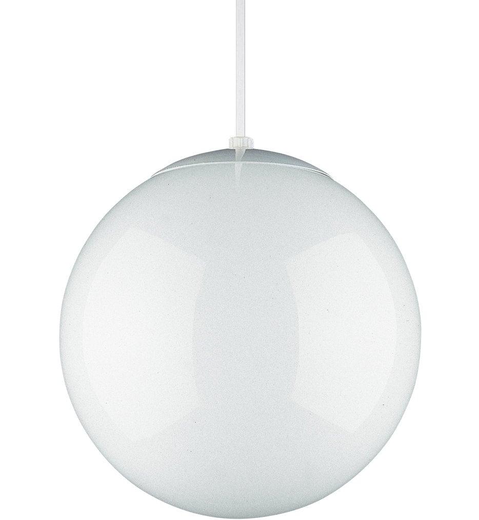 "Leo - Hanging Globe 8"" Pendant"