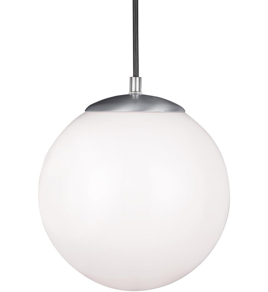 "Leo - Hanging Globe 10"" Pendant"
