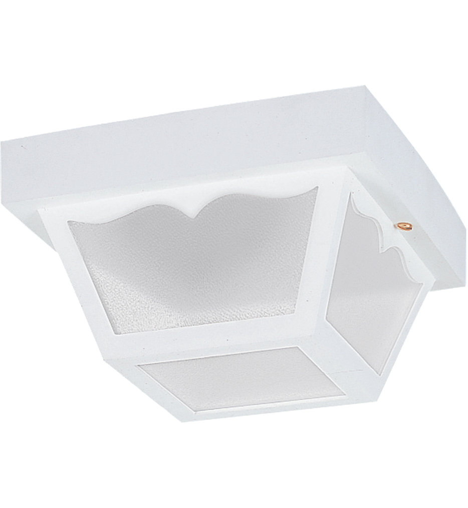 "Outdoor Ceiling 8.25"" Outdoor Flush Mount"