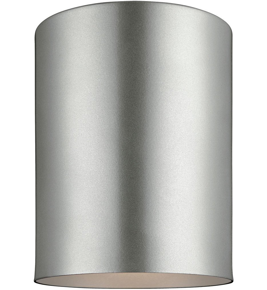 """Outdoor Cylinders 5.13"""" Outdoor Flush Mount"""