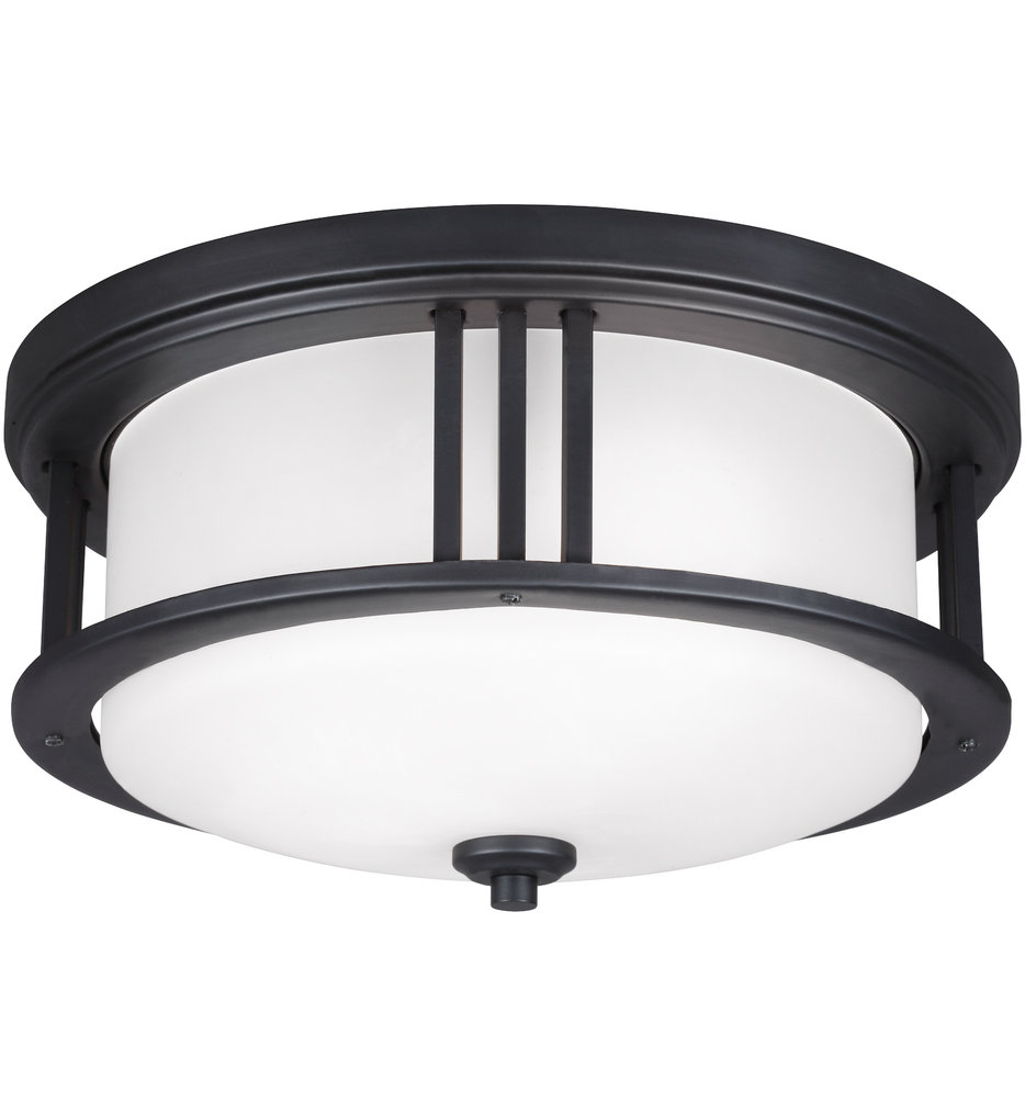 """Crowell 14.06"""" Outdoor Flush Mount"""
