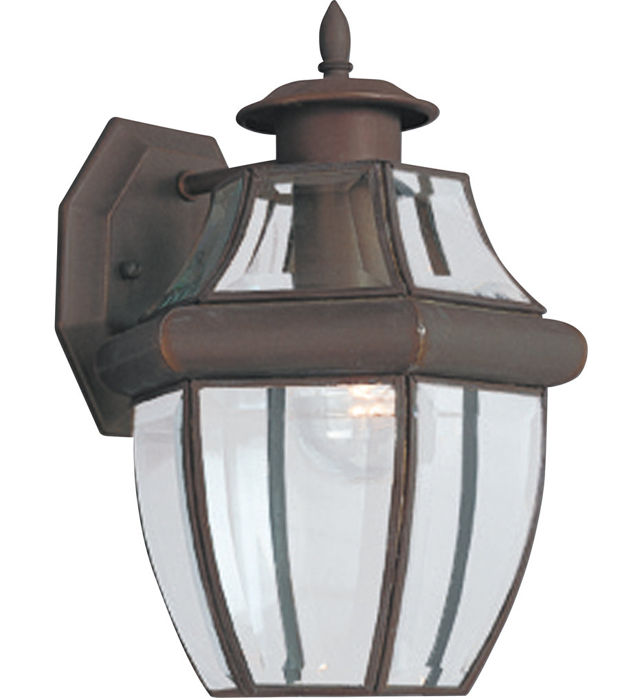 """Lancaster 12"""" Outdoor Wall Sconce"""