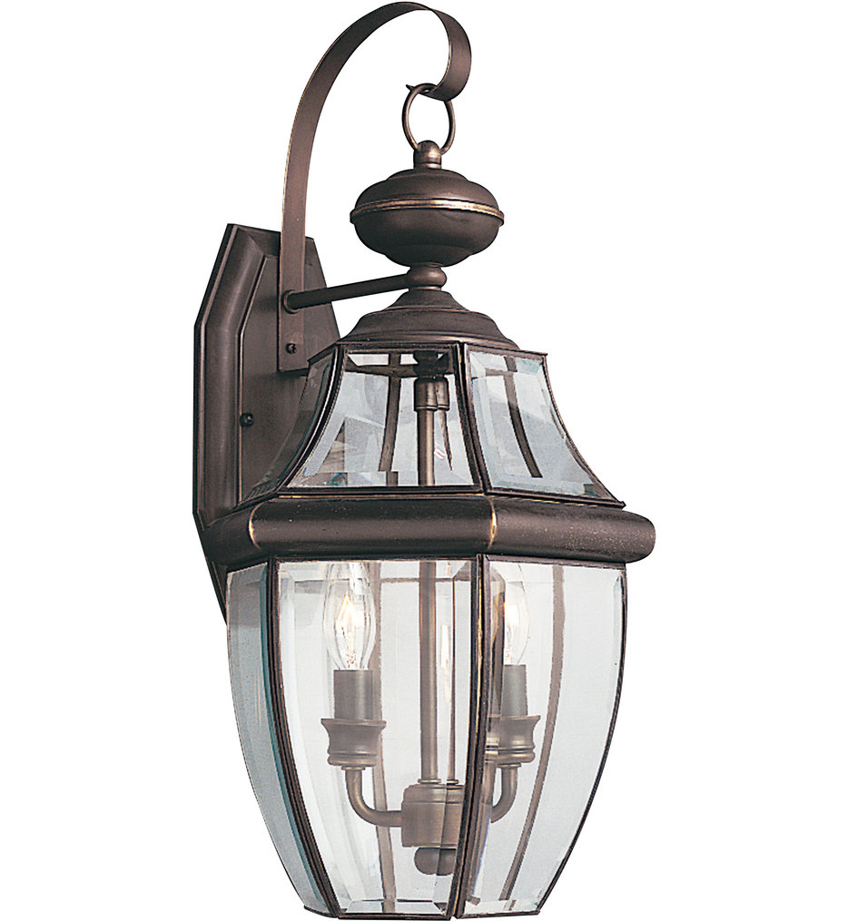 """Lancaster 20.5"""" Outdoor Wall Sconce"""