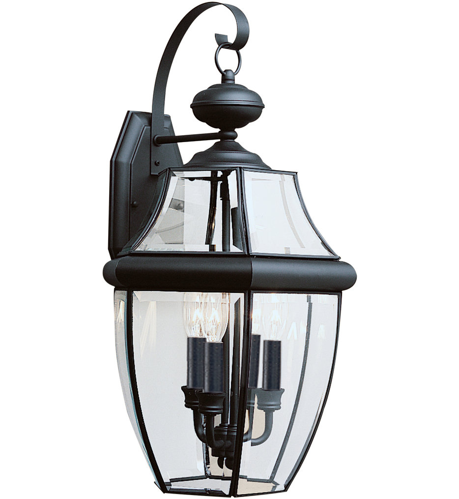 """Lancaster 23"""" Outdoor Wall Sconce"""