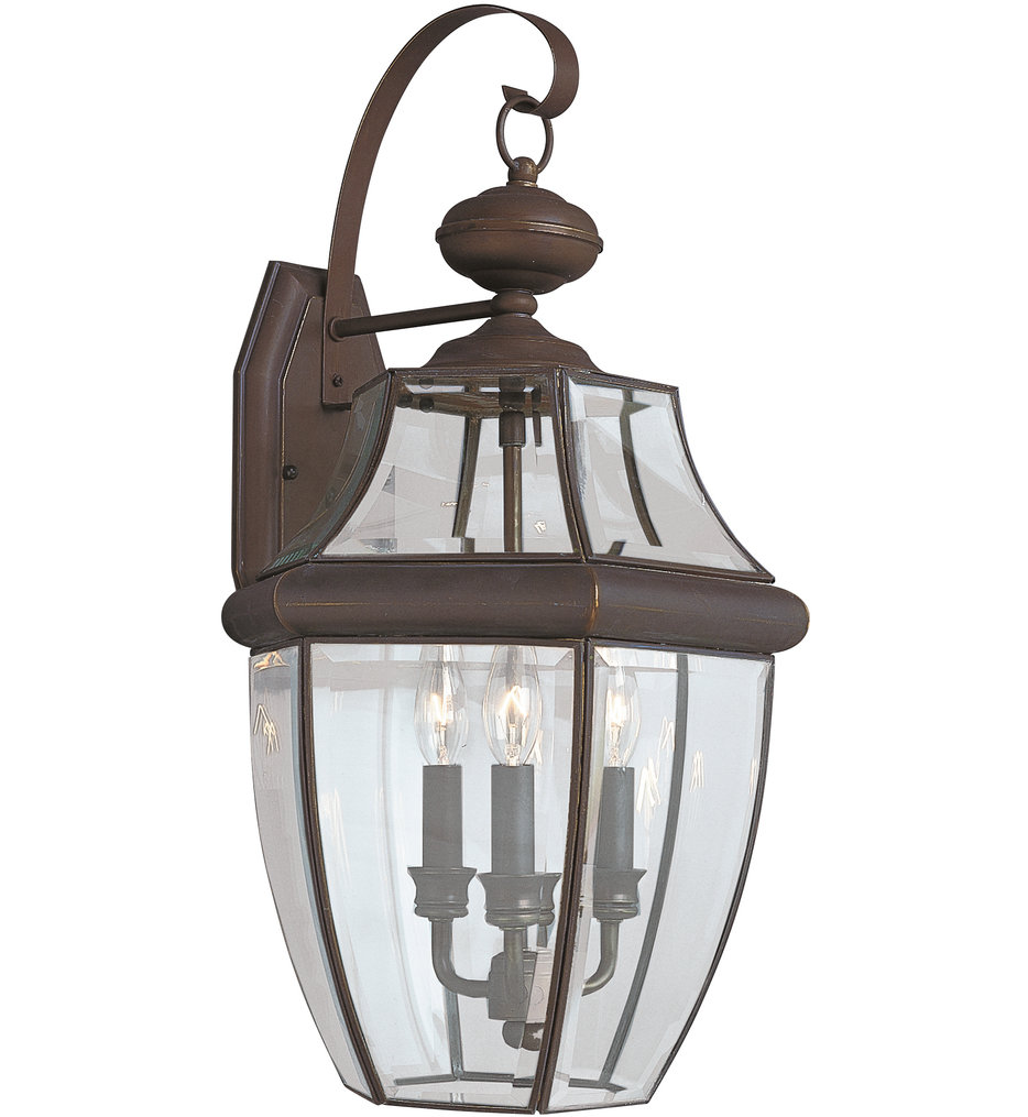 "Lancaster 23"" Outdoor Wall Sconce"