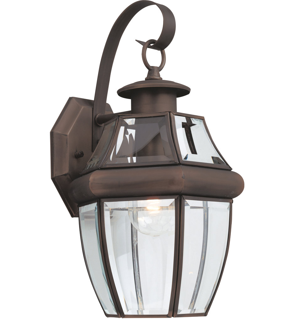 """Lancaster 14"""" Outdoor Wall Sconce"""