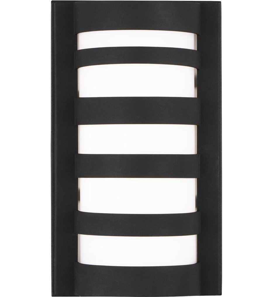 """Rebay 9.31"""" Outdoor Wall Sconce"""