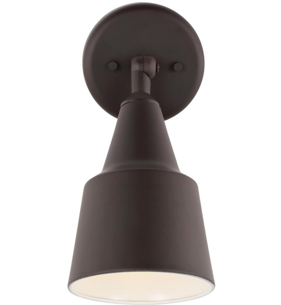 "Flood Light 12.25"" Outdoor Wall Sconce"