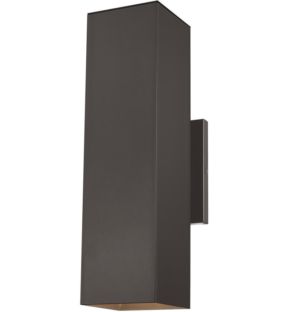 """Pohl 18.5"""" Outdoor Wall Sconce"""