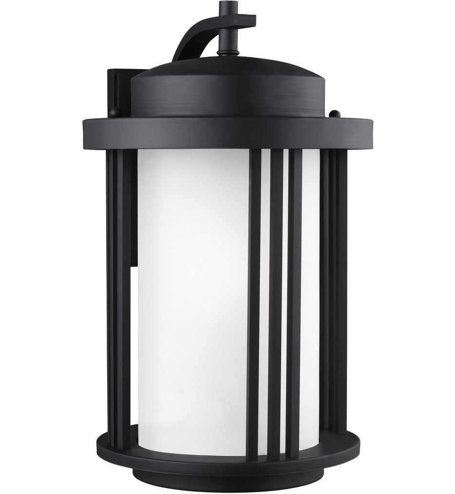 """Crowell 19.56"""" Outdoor Wall Sconce"""