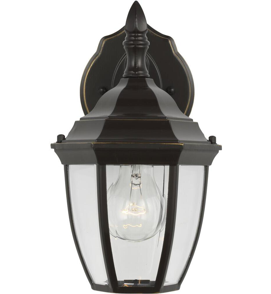 """Bakersville 11"""" Outdoor Wall Sconce"""