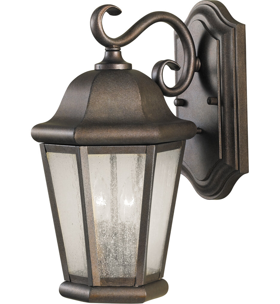 """Martinsville 14.5"""" Outdoor Wall Sconce"""