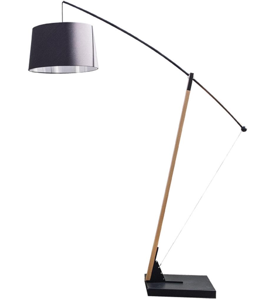 """Archer 55 - 67.3"""" Floor Lamp"""
