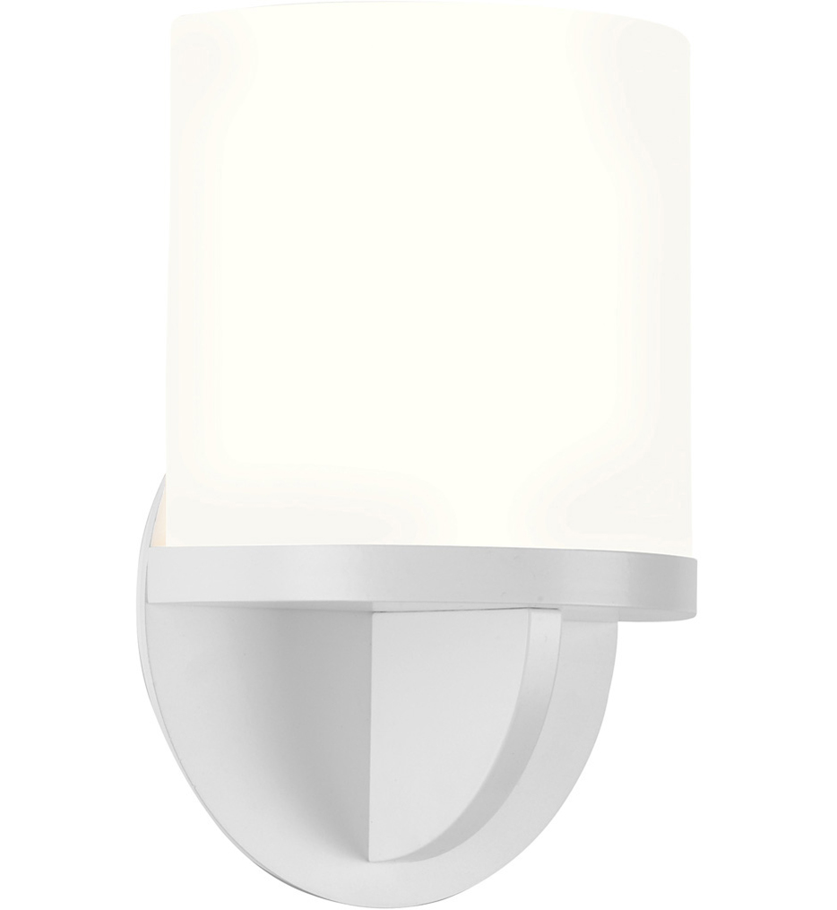 """Ovulo 8"""" Wall Sconce"""