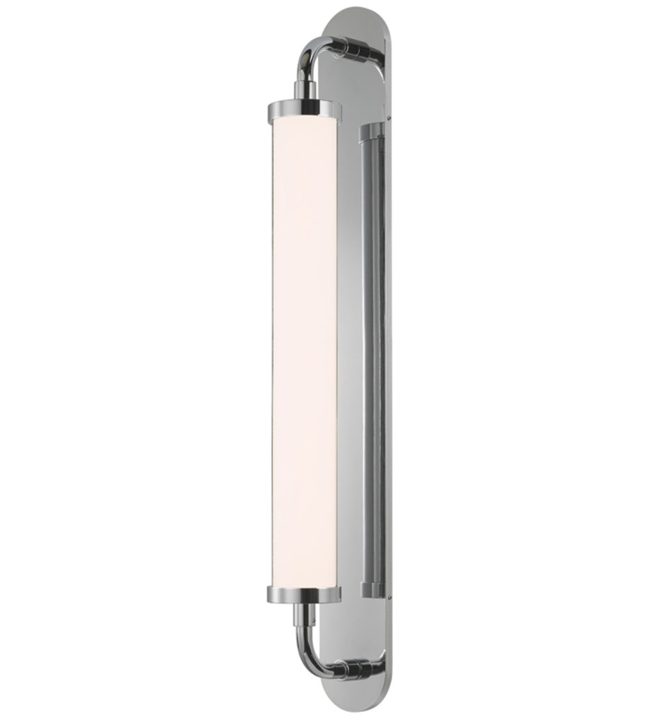 """Bauhaus Revisited 22.5"""" Wall Sconce"""