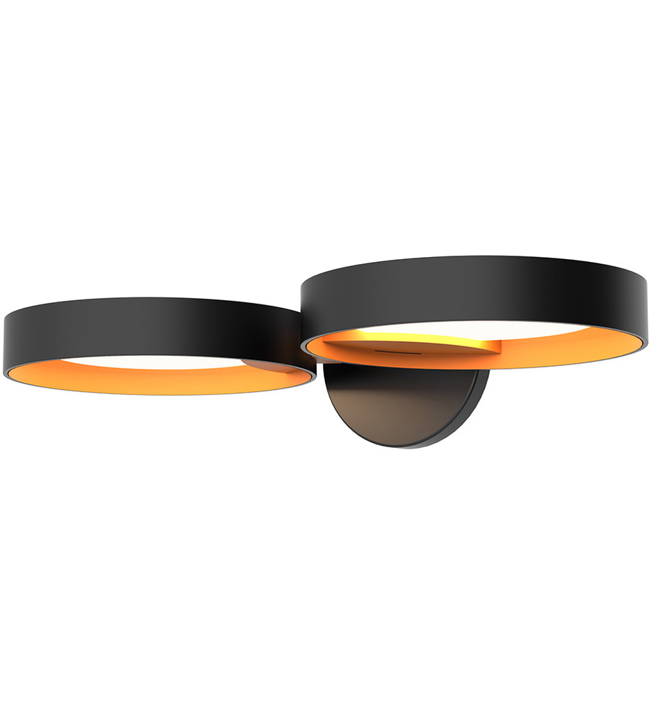 """Light Guide Ring 1.5"""" Wall Sconce"""