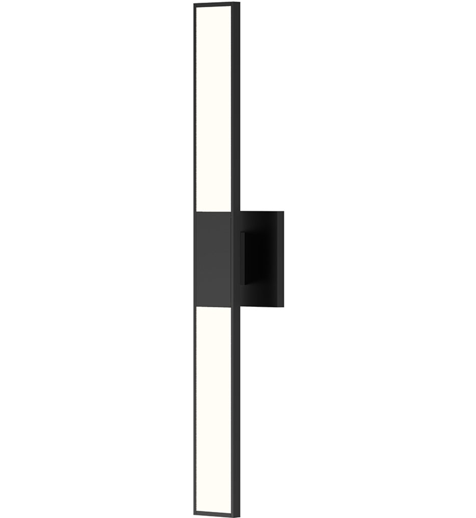 "Planes 24.25"" Wall Sconce"