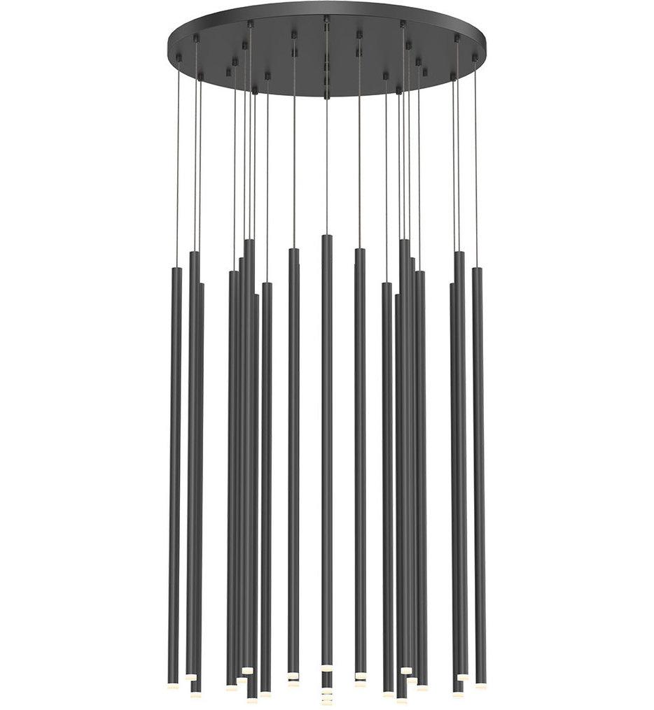 "Light Chimes 25"" Pendant"