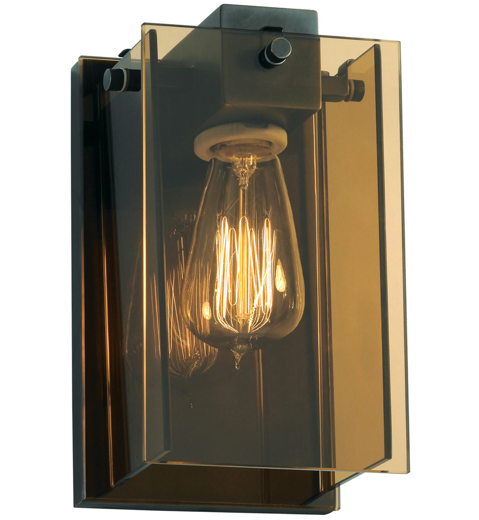 """Bronze 8.5"""" Wall Sconce"""