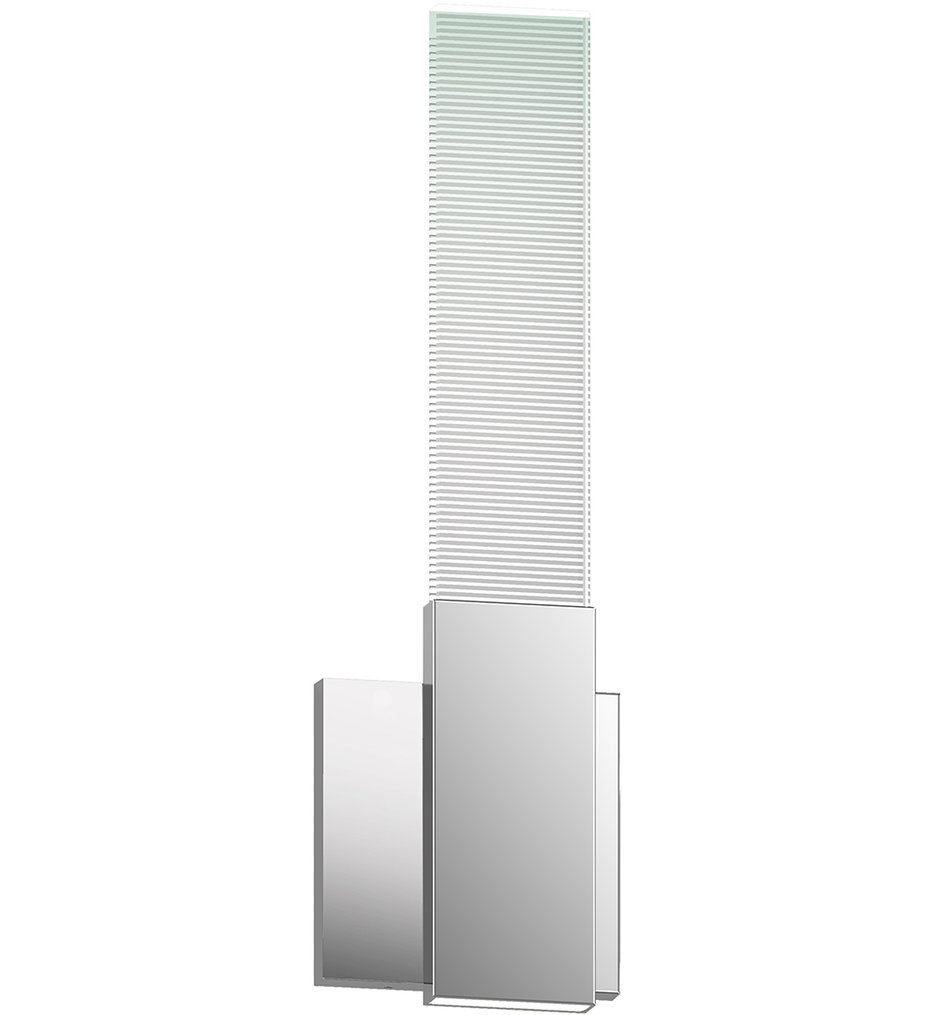 """Radiant Lines 15"""" Wall Sconce"""