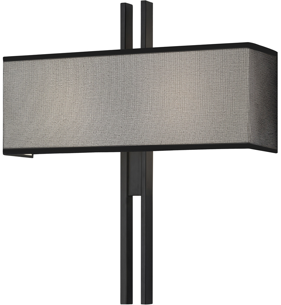 """Tandem 19.5"""" Wall Sconce"""