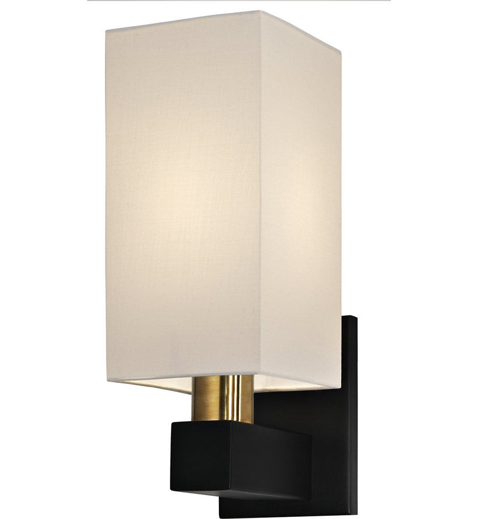 """Cubo Largo 14"""" Wall Sconce"""